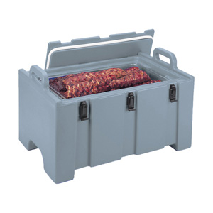 Cambro 100MPC Camcarrier Insulated Food Container, Capacity 24 Qt.