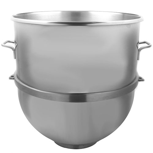 140-Qt Replacement Stainless Steel Bowl for Hobart Mixer