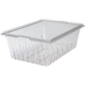 Cambro Colander, Fits Camwear Food Storage Boxes 18 x 26 x 9 and 15