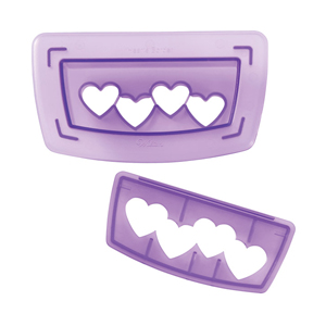 Wilton Hearts Border Cutting Insert - 1907-1132