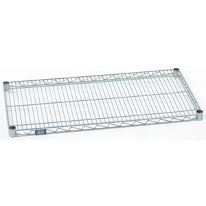 Chrome Wire Shelf 24 Deep