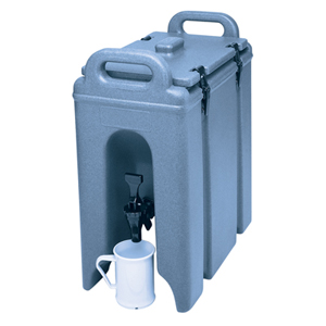 Cambro 250LCD Camtainer Insulated Beverage Server 2-1/2 Gal.