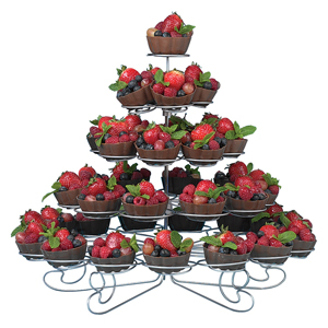 Wilton Cupcakes 'N More Large Dessert Stand / Tower