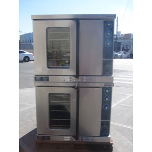 Duke Electic Convection Oven Model 613 E2v Used Very