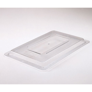 Rubbermaid FG331000CLR Clear Cover for 12 x 18 Food Boxes