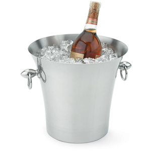 Vollrath 47617 Fluted Wine Bucket Dimensions: 9 7/16 x 8 3/4