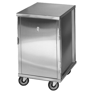 Channel Enclosed Tray Cabinet, Aluminum, Heavy Duty, 36 1/2 x 20 1/2 x 27 1/2