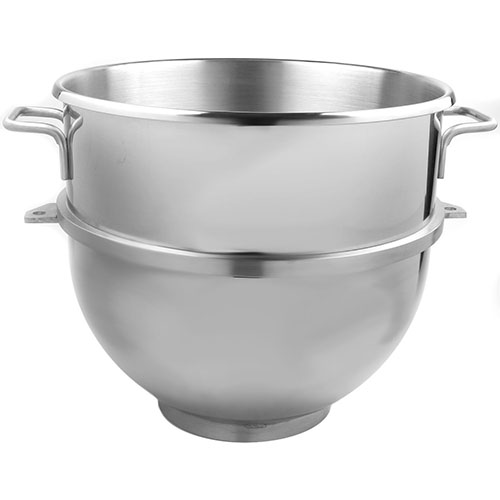 60-Qt Replacement Stainless Steel Bowl for Hobart Mixer