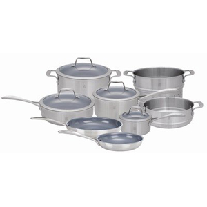 Zwilling J A Henckels Spirit Thermolon 12 Piece Cookware