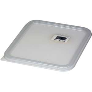 Rubbermaid Lid For Storage Container White Fits 12-, 18- & 22-Qt. Square