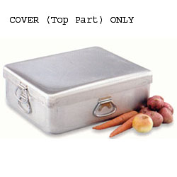 Vollrath Extra Heavy Gauge Aluminum Roaster, COVER ONLY, For Item #68391