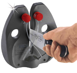 F. Dick Rapid Steel Action Professional Knife Sharpener (NO BASE)