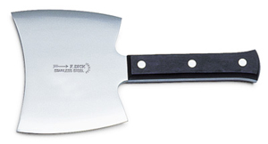 F. Dick Double-Edged Cleaver 6 1/2 Blade 7 Handle (Chopping Knife)