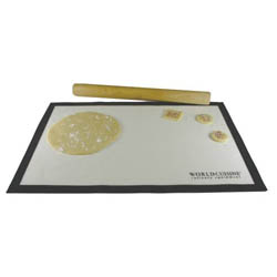 Paderno Counter Pastry Mat Size: 17-1/2 x 25-3/8