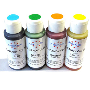 Americolor Candy Color 2 oz. Food Colors by Americolor - BakeDeco.Com