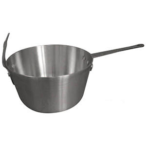 Winco 7 Quart Aluminum Sauce Pan/Fryer/Pasta Cooker