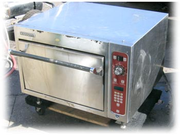 Countertop Pizza Oven Used : Blodgett Countertop Pizza Deck Oven - Blodgett 1405 - USED Used ...