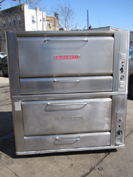 Blodgett Double Deck Oven Gas Model # 966 - Used Condition