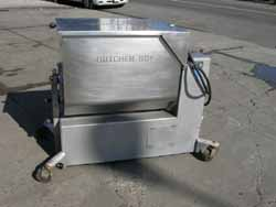 butcher boy horizontol meat mixer model 150 f used very good condition - Meat Mixer