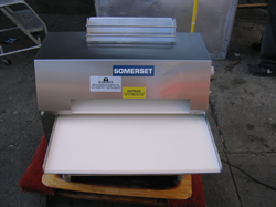 somerset dough roller cdr 2000 s excellent condition used equipment we sold bakedeco