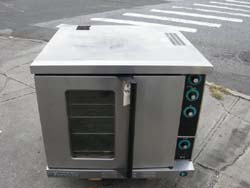 Duke Convection Oven Gas Model 613 Full Size 2 Speed