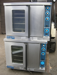 Duke Convection Oven Gas Model 613 Full Size Used 2 Speed