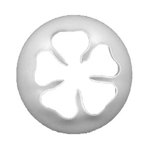 FMM Sugarcraft Dog Rose Cutter, 40mm