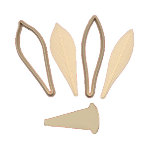 FMM Sugarcraft Exotic Lily Cutter Set