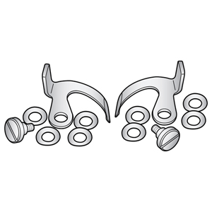 Prong Set Stainless Steel for Globe Slicers OEM # 741-SS4