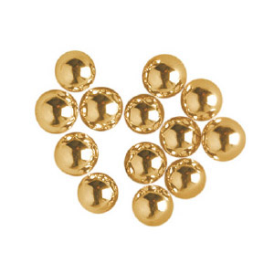 Gold Dragees 10mm