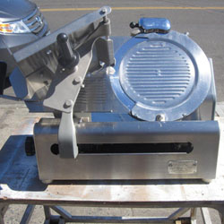 Globe Manual Meat Slicer Model 3600p Used Used Equipment