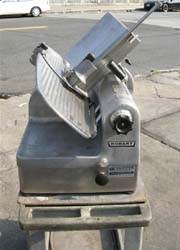 Hobart Slicer Hobart 1712 Used Good Condition Used