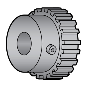 Motor Gear for Hickory Rotisserie HR-131