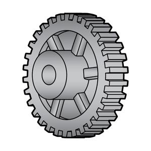 Gear for Rotisserie Spit HR-192