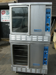 Used Stainless Steel Tables >> Imperial Turbo Flow Gas Convection Oven Model ICV2 - Used ...