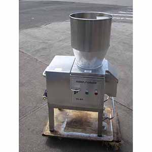 Robot coupe vegetable preparation machine used great condition used equipment we have sold - Robot coupe ice cream maker ...