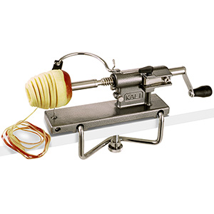 Kali N4230 Professional Apple Peeler, Corer, Slicer