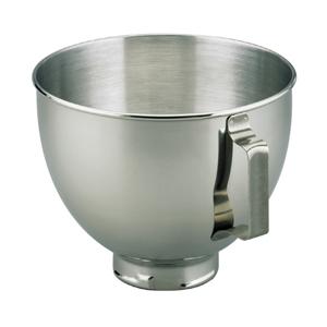 KitchenAid Stainless Steel Bowl for KSM and K45 4-1/2-Quart ... on jonathan adler bowls, fortessa bowls, lenox bowls, good cook bowls, homer laughlin china bowls, signature housewares bowls, american metalcraft bowls, hall china bowls, ore originals bowls, hutzler bowls, french bull bowls, anchor hocking bowls, cardinal glass bowls, now designs bowls, general electric bowls, monogram bowls, lock & lock bowls, oggi bowls, amy's bowls, corning ware bowls,