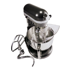 KitchenAid Professional 600 Series 6-Quart Stand Mixer, 575 Watts, w ...
