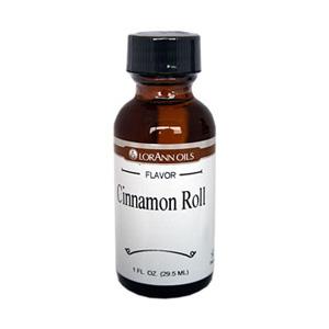 Lorann Oils Cinnamon Roll 1 Ounce Flavoring 0212-0506