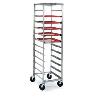 Lakeside 157 Stainless Steel Standard Pan & Tray Rack - 7 Trays 18 X 26