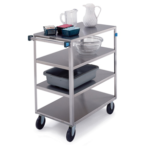 Lakeside 354 Multi-Shelf Cart 4 Shelf 18 X 31