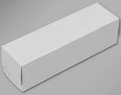 Long Cake Box Log Box 17 25 Long X 7 X 5 25 Case Of