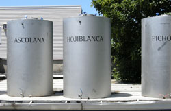 Olive Oil Tanks / Liqiud Tanks Used