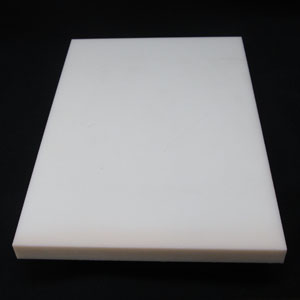 Poly Cutting Board 12 X 18 One Inch Thick Polyethylene