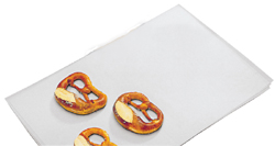 Parchment Paper, Non-stick Coated (Quillon Parchment), 16 x 24 (Fits on 18 x 26 Sheet Pan); 30 Sheets