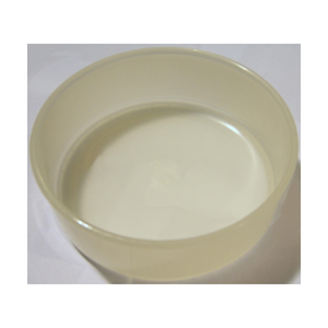 Plastic Dough Pan, Stacks with Alum. Dough-Retarding Pan, White