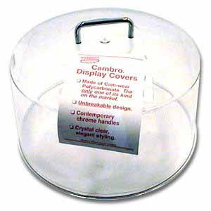 Cambro RD1200CW135 Clear Cake Cover