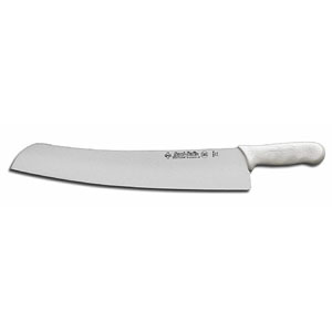 Dexter-Russell S160-18 Pizza Knife, 18 Blade, Poly Handle - 18073
