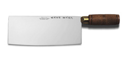 Dexter Russell 08040 Cleaver Chinese Style 8 Blade W/ Hardwood Handle (Chopping Knife)